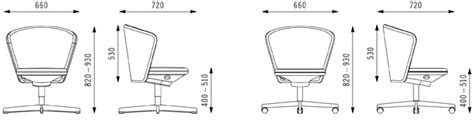 office chair dimensions in mm bay chair options dimensions bene office furniture