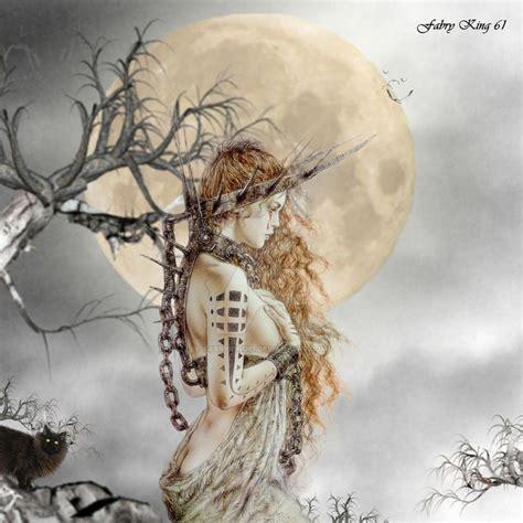 dead moon port folio tribute a luis royo by fabryking61 by fabryking61 on