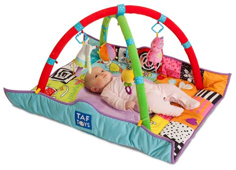 Newborn Play Mat by Halilit Taftoys Presents From The Taf Toys Range