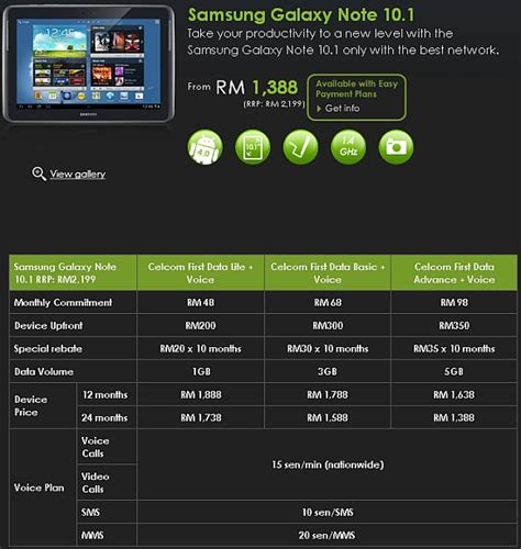 Samsung Galaxy Note 10 Malaysia Price by Samsung Galaxy Note 10 1 Malaysia Price Soyacincau