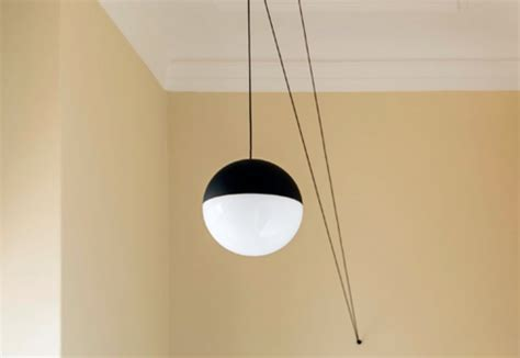 String Light Sphere By Flos Stylepark Flos String Light