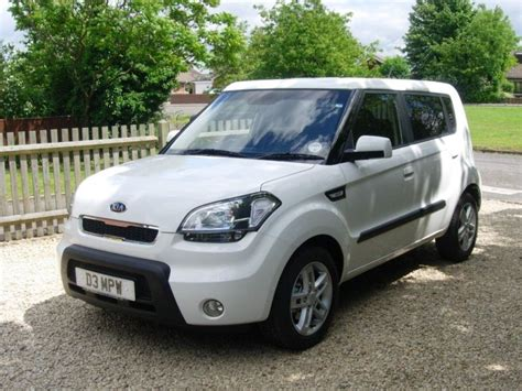 Kia White Kia Soul Price Modifications Pictures Moibibiki
