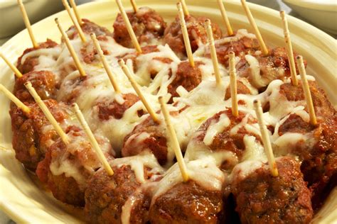 cheesy appetizer meatballs recipe kraft canada