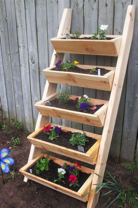 herb flower ladder ana white
