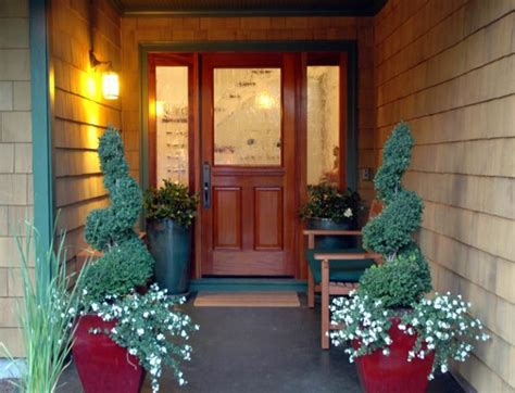 Front Door Potted Plants 18 Ways To Improve The Curb Appeal Of Your Home