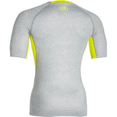 Baselayer Shortsleeve Armour Baru armour 2017 mens ua armour compression printed ss base layer sleeve ebay