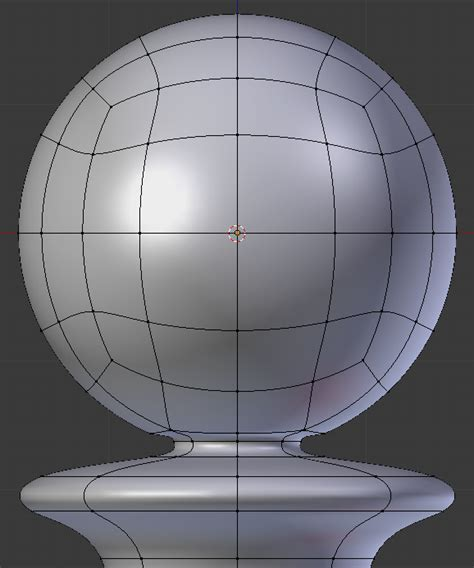 Blender Filip in search of ideal sphere blender interplanety