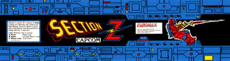 Section Z Arcade by Section Z