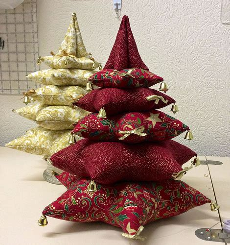 how to make fabric trees fabric trees and gold cobbe flickr
