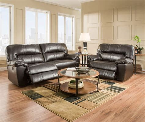 simmons braxton espresso living room furniture collection big lots