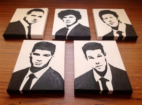 One Direction Canvas Paintings For Sale In Skerries