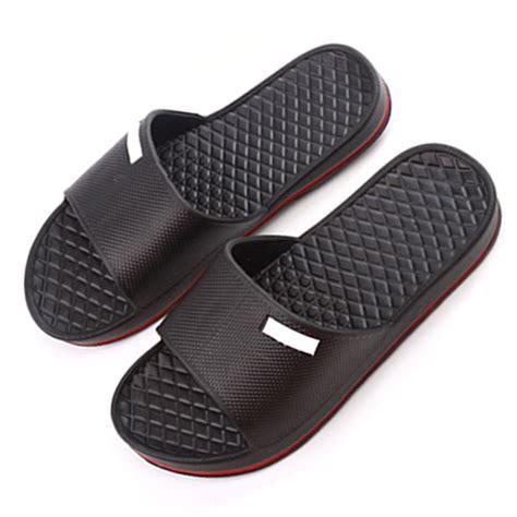 shower shoes mens slip on sport slide sandals flip flop shower shoes