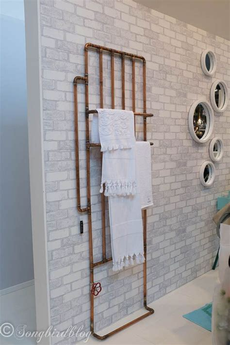 towel rack heater bathroom why and how to choose the right towel warmer