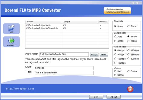 flv mp3 downloader doremi flv to mp3 converter download
