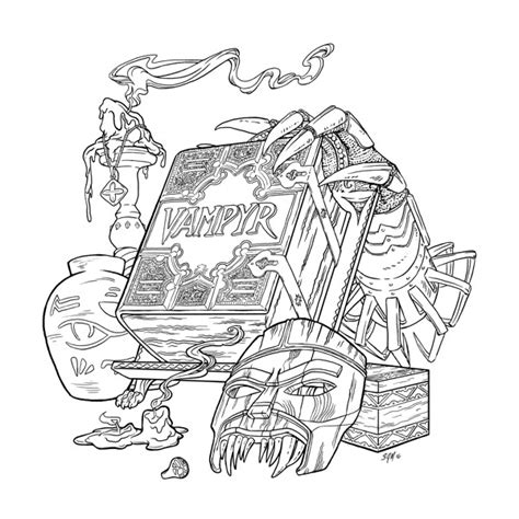 Buffy The Vire Slayer Coloring Pages buffy the slayer coloring book profile