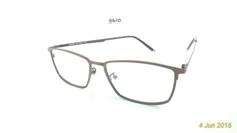 Frame Kacamata Baca Minus Plus Th0520 jual frame kacamata baca minus plus silinder stainless