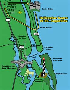 intercoastal waterway map florida