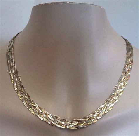 Pandora Refined Big Braids Charms 925 Sterling Silver P 770 pandora necklace 925 fas