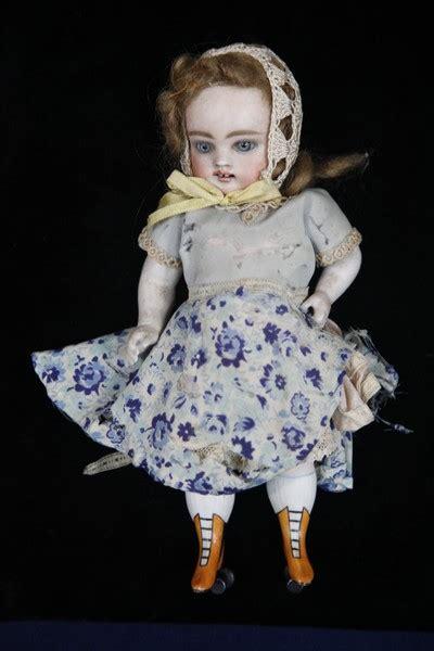 bisque doll appraisal german all bisque quot wrestler quot ca 1885 antiques