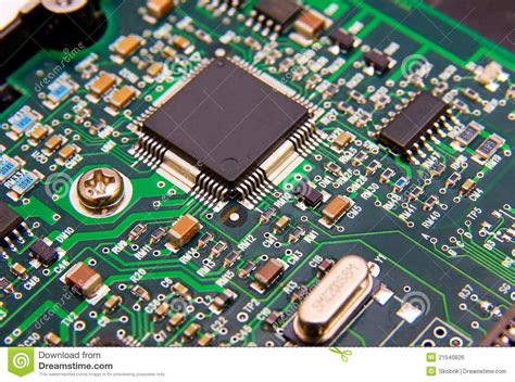 electric circuit board for electronic circuit board stock photo image of microchip