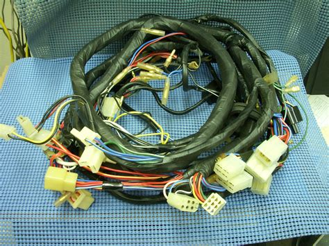 Oldsmobile Obsolete 1968 Subaru Wiring Harness Nos 68