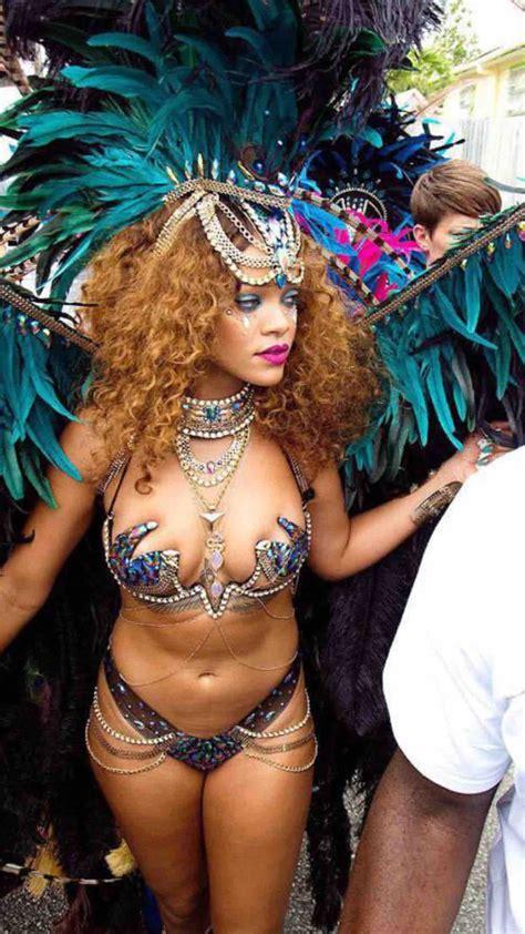 Rihanna At Carnival In Barbados Porn Photo Eporner