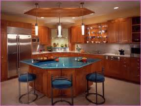 floating island kitchen kitchen island countertops home design ideas