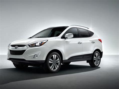 2014 Hyundai Tucson Se White Top Auto Magazine