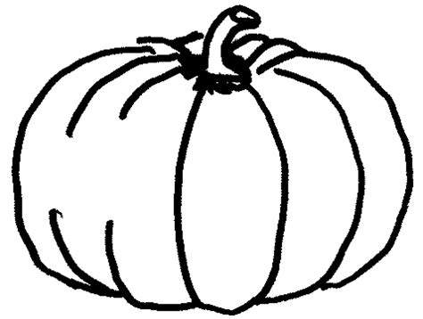 Preschool Easy Fall Pumpkin Coloring Pages Printable Preschool Pumpkin Coloring Pages