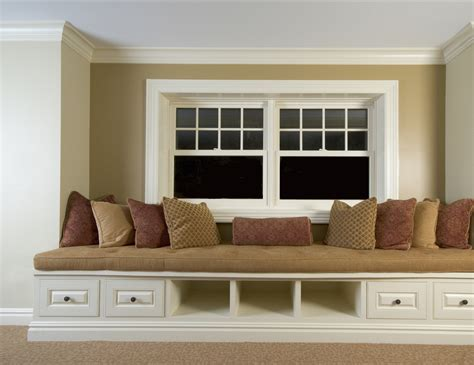 built  bench kc custom cabinets