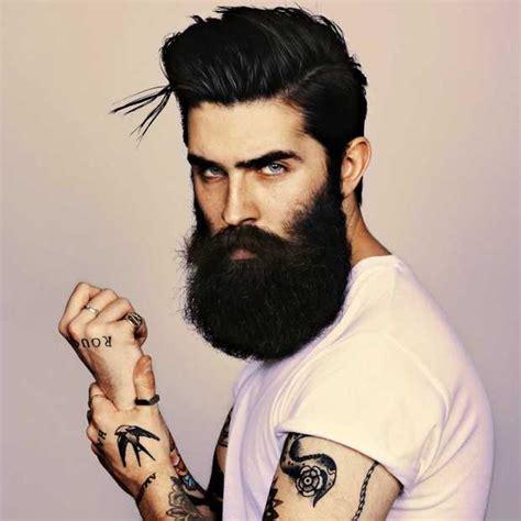 baard modellen voor mannen 7 foto s van de coolste baarden