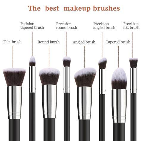 8 Makeup Brush Set bestope makeup brushes 8 pieces bestope