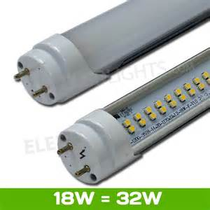 4 foot led light 4ft t8 dimmable led eledlights