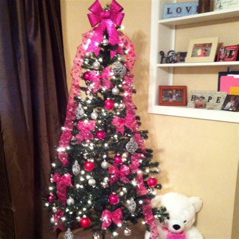 17 best images about christmas pink and silver on