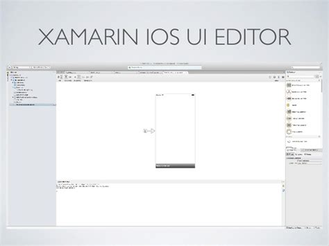 disconnected from layout renderer xamarin how to mobile quot hello world quot with xamarin and vs 2013