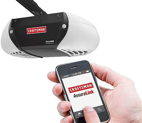 Craftsman Assurelink Garage Door Opener Now Lets You Use Craftsman Automatic Garage Door Opener