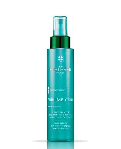 Curl Detangling Rinse Default curl enhancing leave in fluid ren 233 furterer