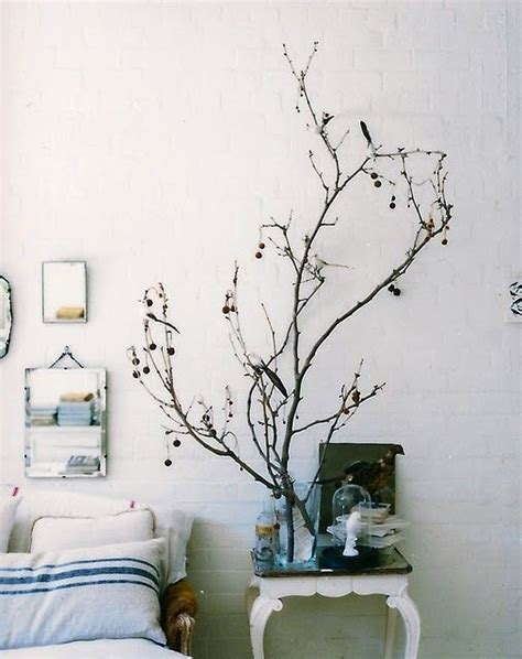 Tree Branch Decorations In The Home Tree Branch Decor Diy Tree Branch Crafts