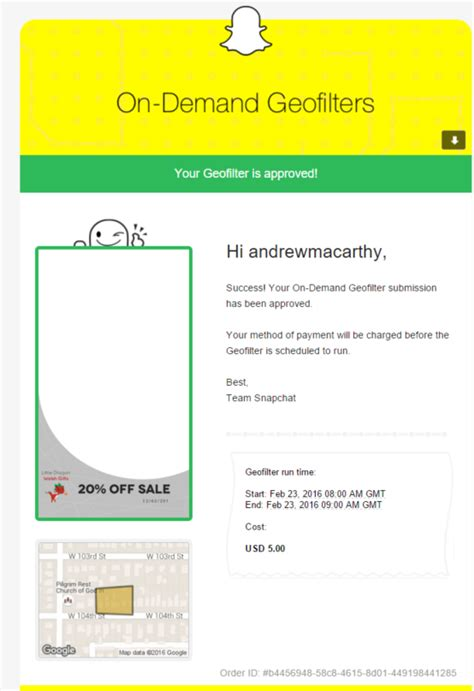 How To Create A Snapchat Geofilter For Business With Photoshop And Illustrator Templates Snapchat Geofilter Template Illustrator