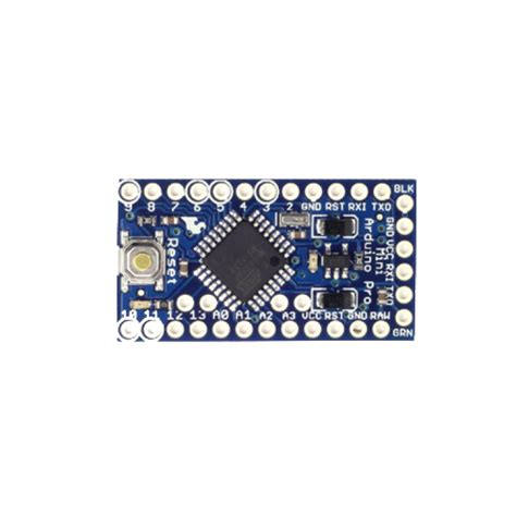 arduino pro mini  vmhz microcontroller