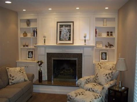 Fireplace Mantel With Shelves On Side by Electric Fireplace Bookcase Fireplace With Shelves On