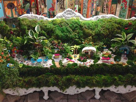 Garden Display Ideas Garden Ideas And Miniature Gardening Trends