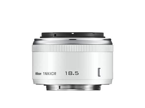 Nikon 1 Nikkor 18 5mm F 1 8 White 1 nikkor 18 5mm f 1 8 1 nikkor lenses