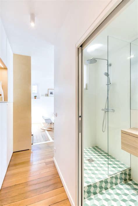 The Tiny Apartment in Paris