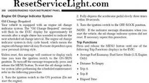 Jeep Commander Check Engine Light Reset Service Light Jeep Commander Reset Service