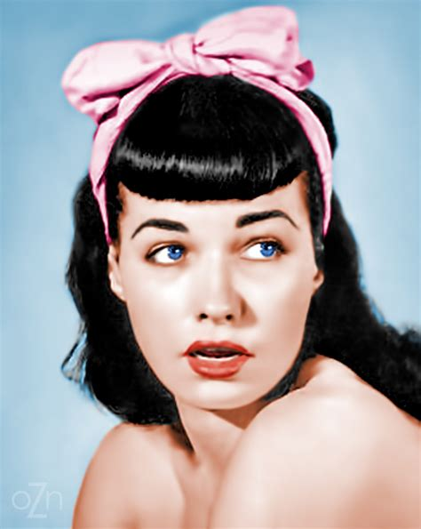 6 startling things i didn t know about bettie page