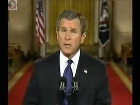 george w bush shocked saddam hussein didn t believe he would invade george w bush ultimatum to saddam hussein youtube