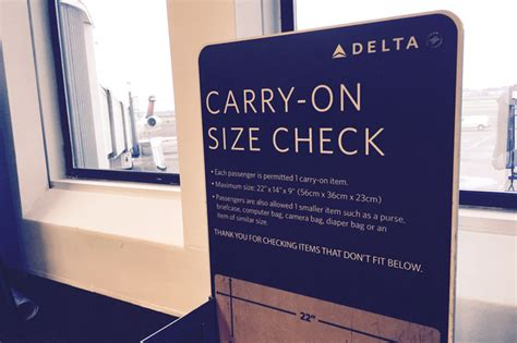 united carry on rules the new thin line between carry on and checked bags wsj