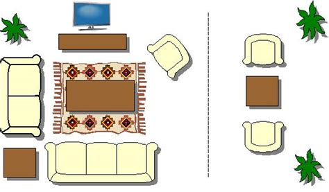 put furniture in floor plan how to arrange furniture in a rectangular shaped room