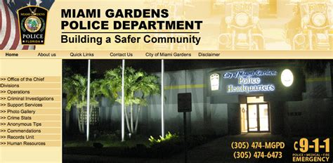 Miami Gardens Department by Miami Gardens Stop And Frisk 99 Year Among Alleged